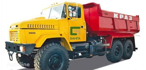 KRAZ 6140C6 camion benne neuf