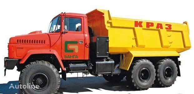 KRAZ 65032-060 camion benne