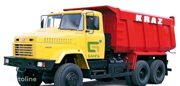 KRAZ 65032-068 camion benne
