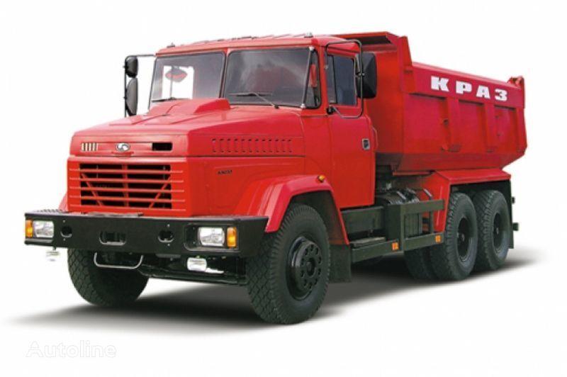 KRAZ 65055 tip 2 camion benne