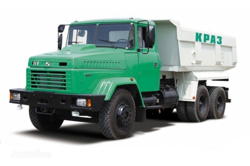 KRAZ 6510 tip 2 camion benne