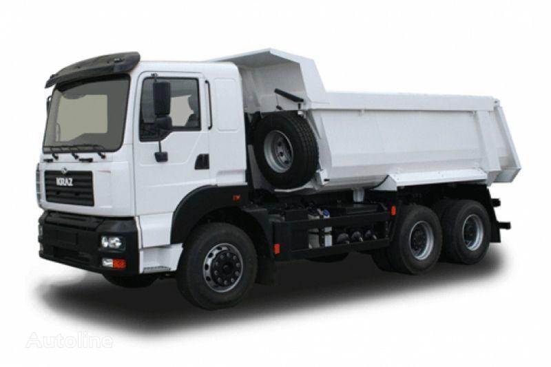 KRAZ C26.2M  camion benne