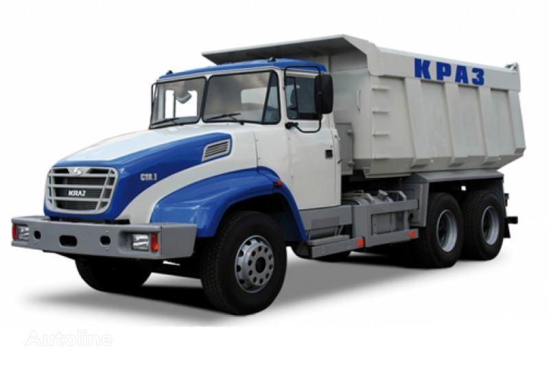 KRAZ S18.1  camion benne