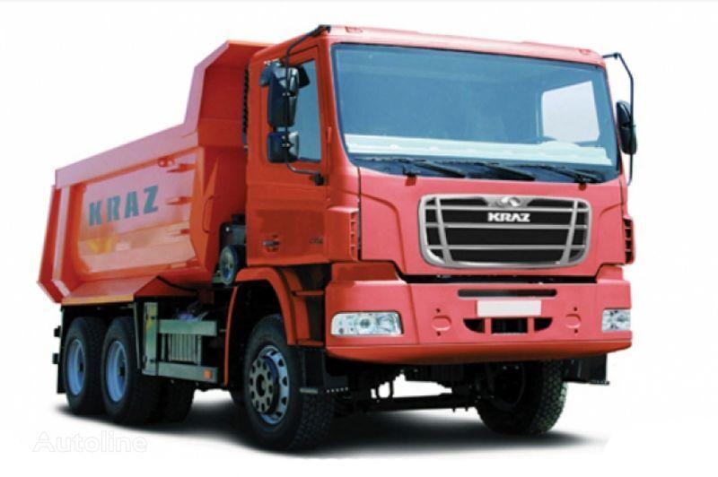KRAZ S20.2  camion benne