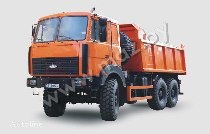 MAZ 6517 Polnoprivodnyy camion benne