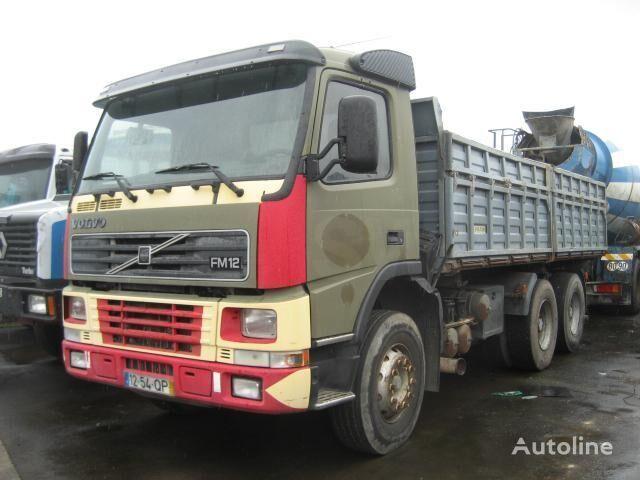 VOLVO FM12 camion benne