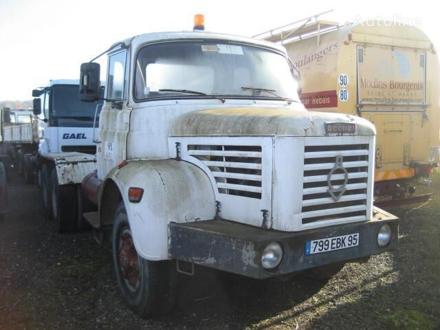 BERLIET GBH camion châssis
