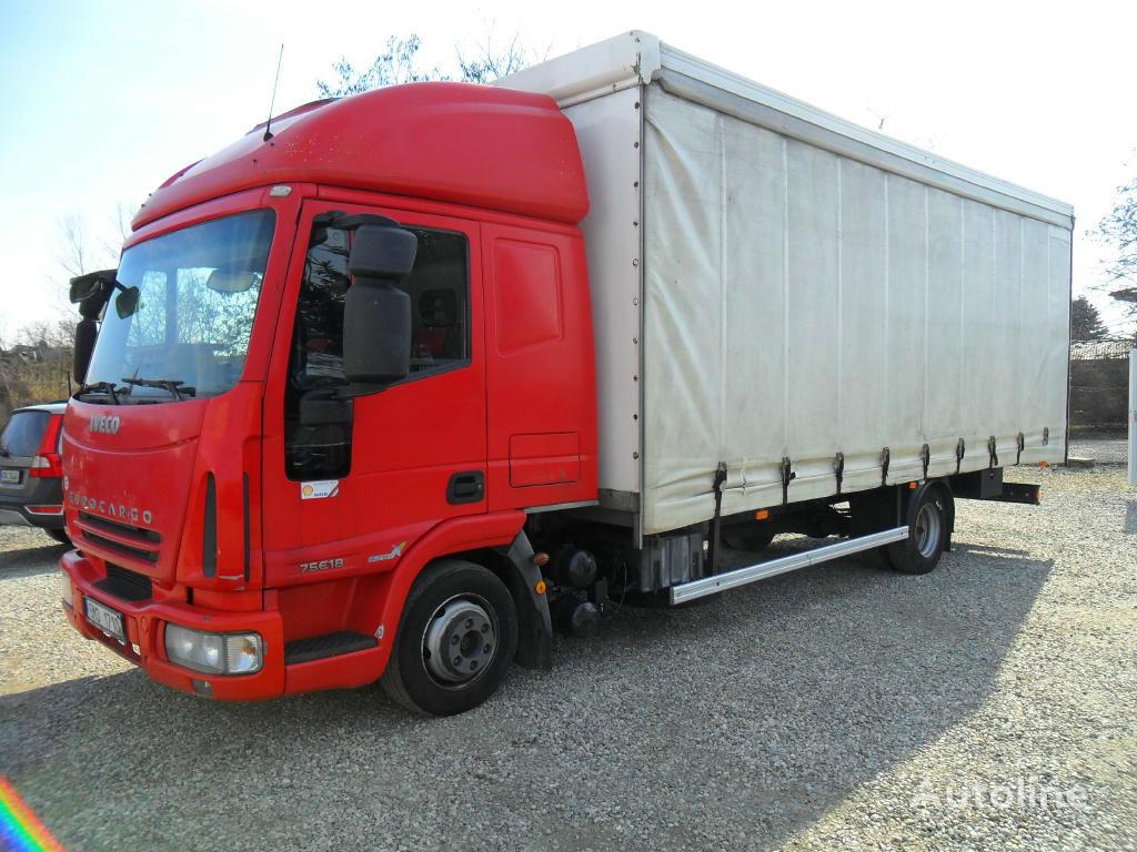 IVECO ML 75E18 camion châssis