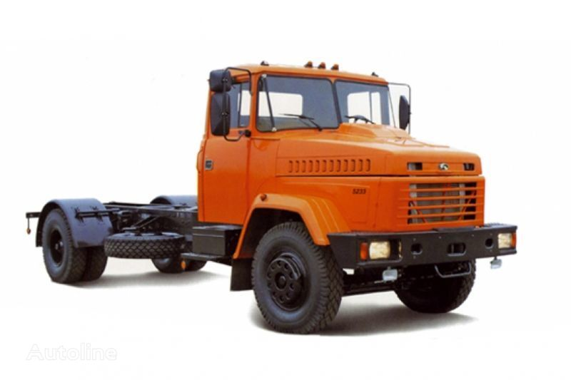 KRAZ 5233N2 camion châssis