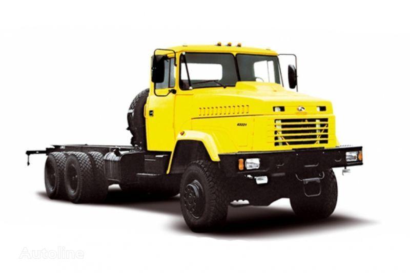 KRAZ 63221 tip 2 camion châssis