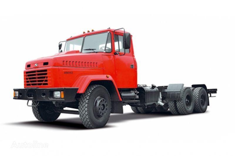 KRAZ 65053 camion châssis