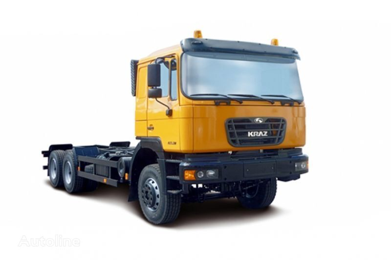 KRAZ H23.2M camion châssis