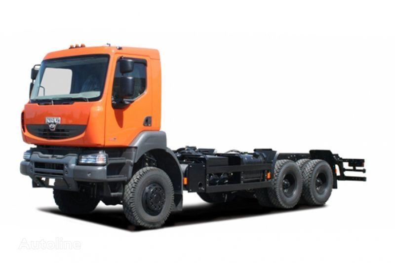 KRAZ N22.2RX camion châssis