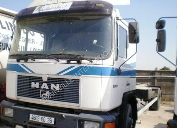 MAN F2000 18.232 camion châssis