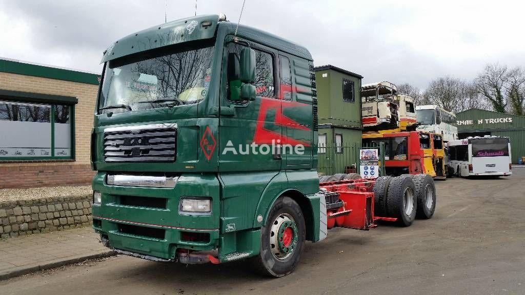 MAN TGA 28.480 camion châssis