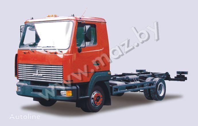 MAZ 4371 camion châssis