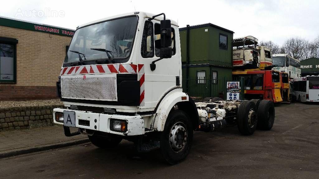 MERCEDES-BENZ 2524 L camion châssis