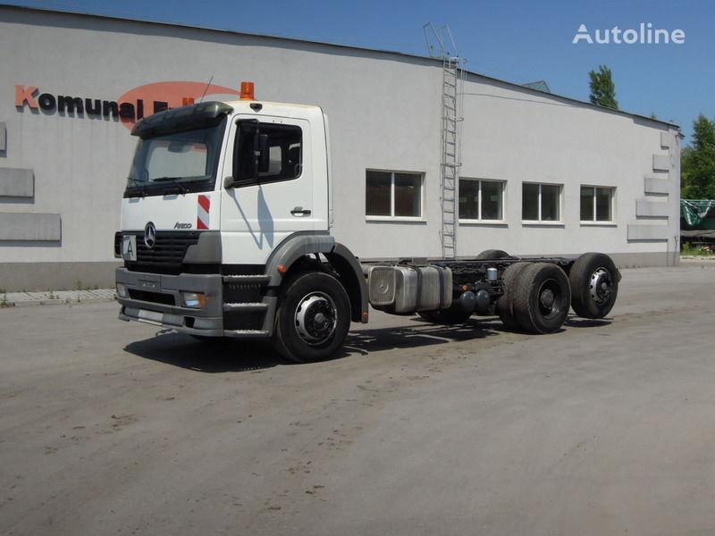 MERCEDES-BENZ Atego 2628 camion châssis