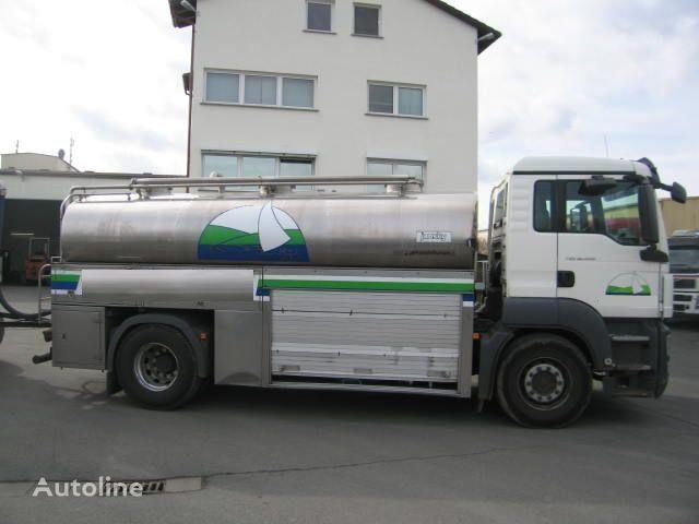 MAN TGS 18.400 (No. 2779) camion de lait