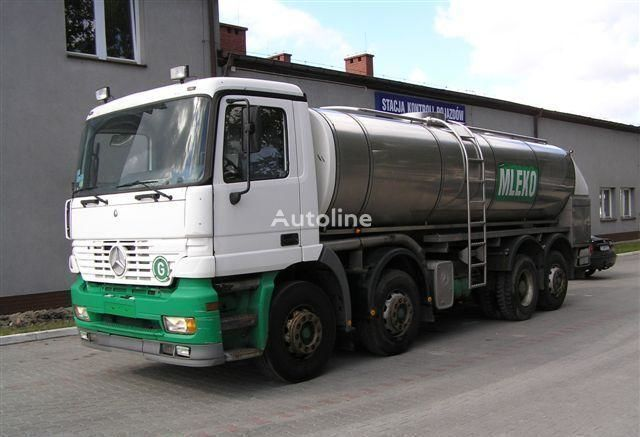 MERCEDES-BENZ ACTROS 3340  camion de lait