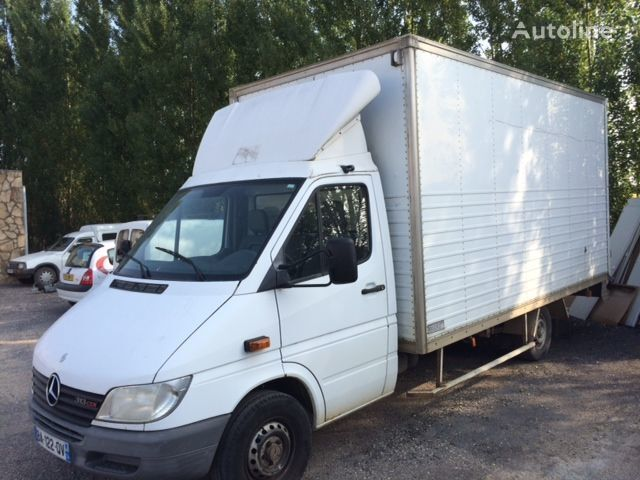 MERCEDES-BENZ sprinter camion fourgon