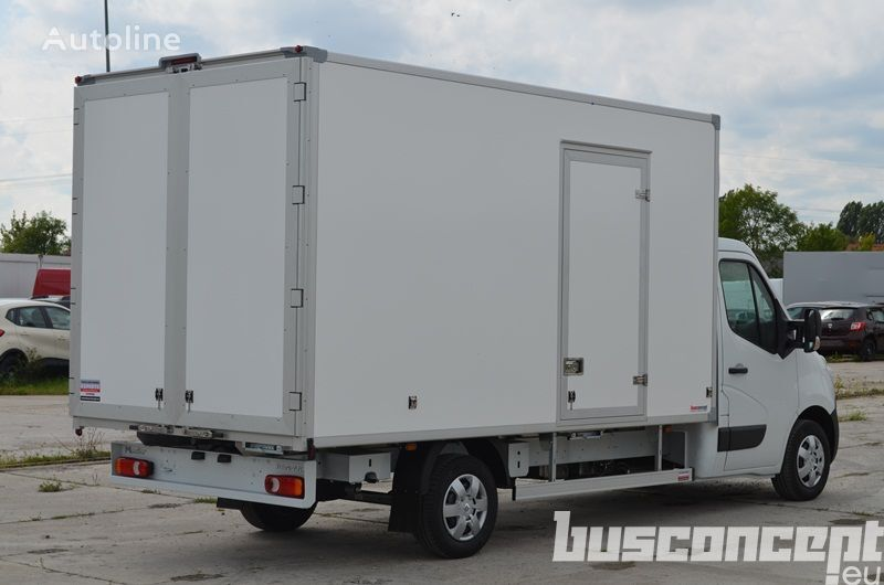 RENAULT Master 165HP 8EP Container / New Type / On stock !!! camion fourgon neuf