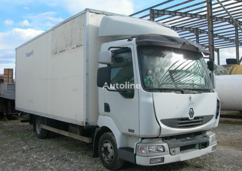 RENAULT Midlum 220 DCI camion fourgon