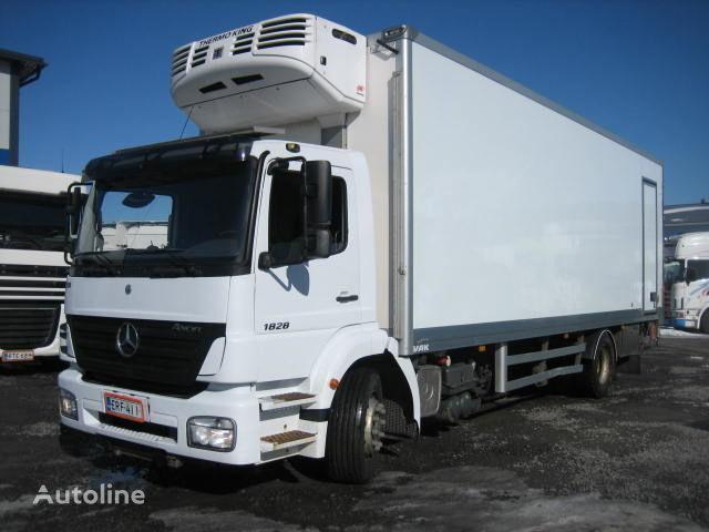 MERCEDES-BENZ Axor 1828 L 57 camion frigorifique