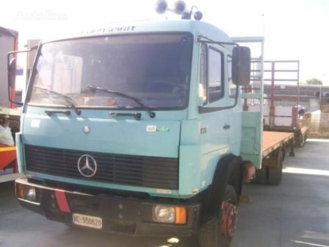 MERCEDES-BENZ 11.17 camion plate-forme