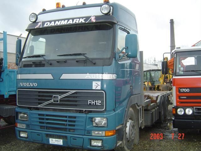 VOLVO FH-12 camion plate-forme