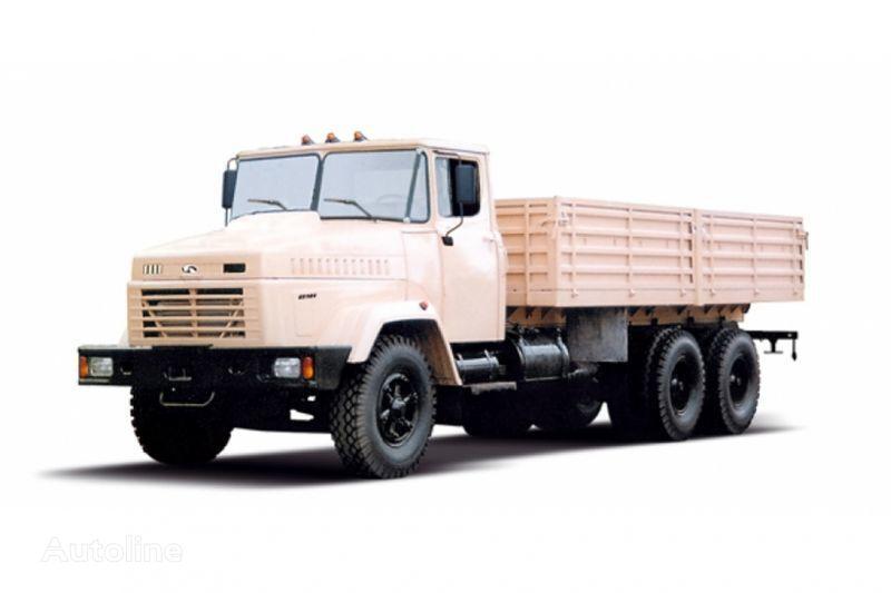 KRAZ 65101 camion plateau ridelles