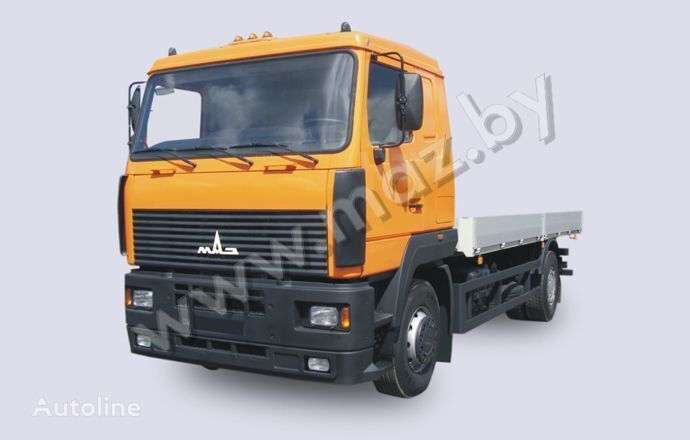 MAZ 5340 A5 camion plateau ridelles neuf