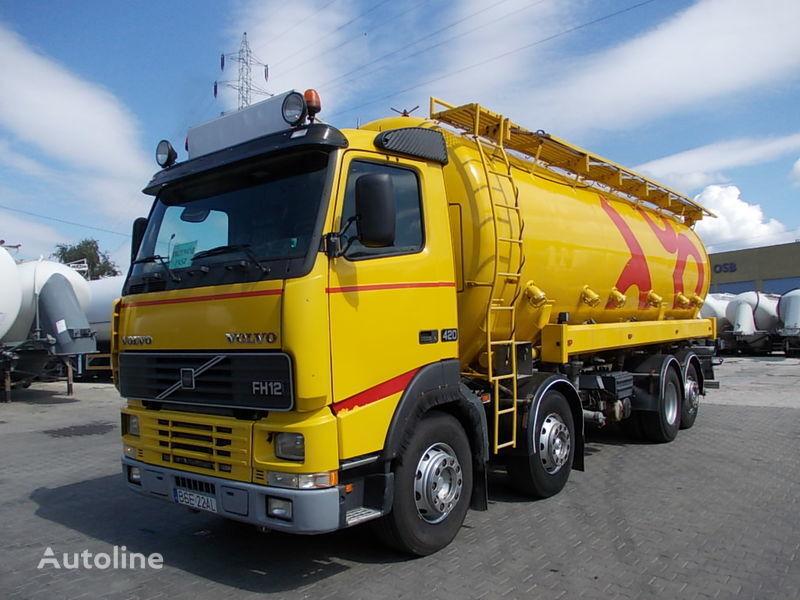 VOLVO FH 12 420 DO PRZEWOZU PASZY !!! camion silo
