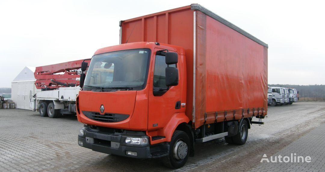 vente des camions b ch es renault kerax 220 de la pologne acheter camions b ch s nx10698. Black Bedroom Furniture Sets. Home Design Ideas