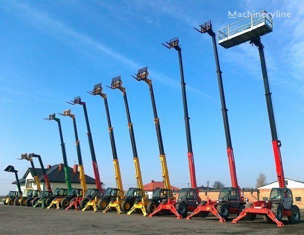 MANITOU 741,1840,1635,1742,1850,2150 chariot télescopique