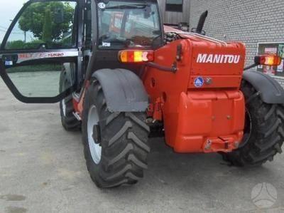 MANITOU M LT 731 TLSU chariot télescopique neuf