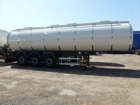 SANTI-MENCI pishchevaya cisterna SAF Modul OFF-Road SANTI-MENCI citerne alimentaire neuf