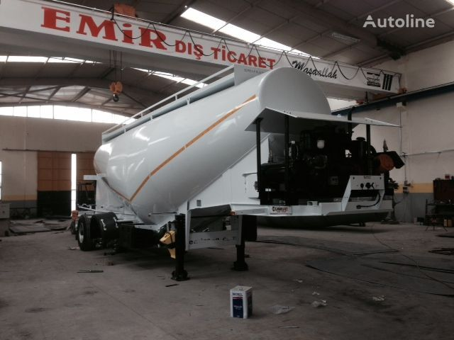 EMIRSAN Direct from Factory Customized Cement Tankers , Brand NEw  citerne de ciment