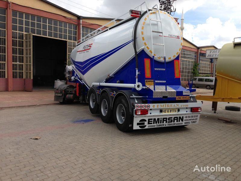 EMIRSAN Manufacturer of all kinds of cement tanker at requested specs  citerne de ciment