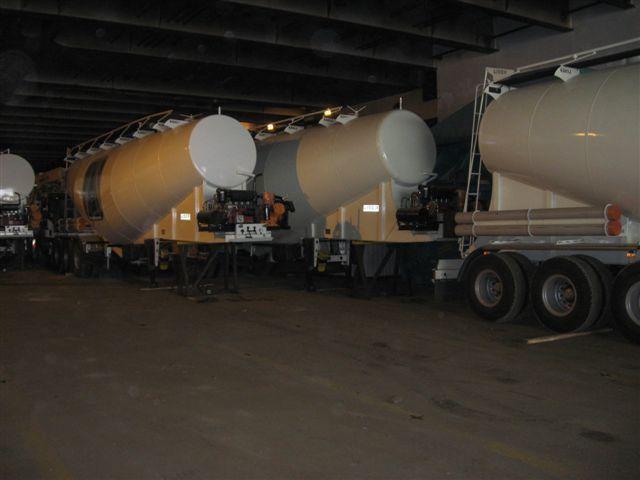 LIDER LIDER NEW 2017 MODELS bulk cement trailer citerne de ciment neuf