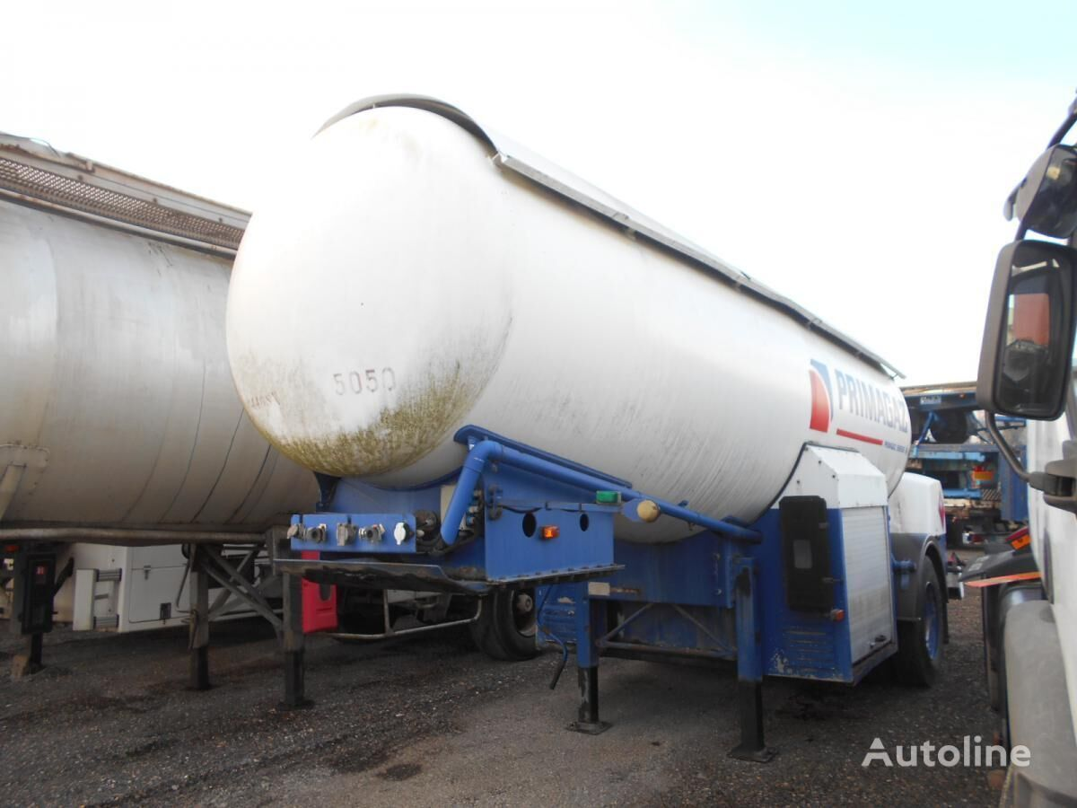 Barneoud GAZ citerne de gaz
