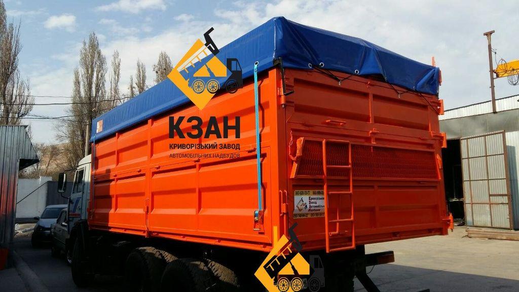 KAMAZ 5320 benne basculante neuve