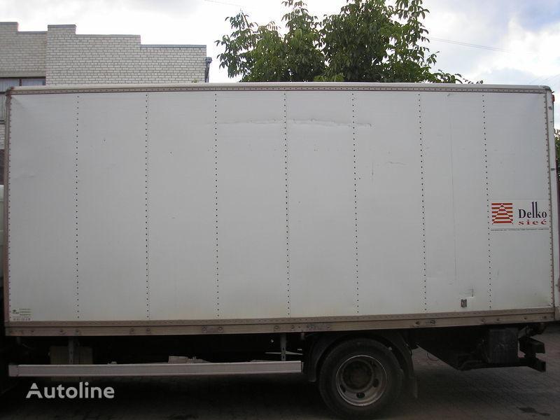 MITSUBISHI canter carrosserie fourgon