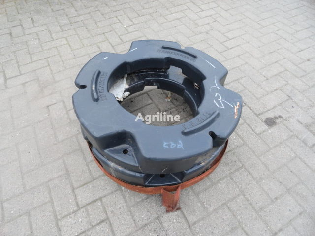 Hinterradgewichte CNH 227 kg contrepoids neuf