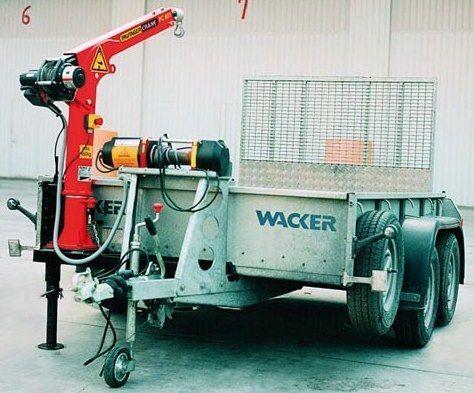 PALFINGER PC 900 grue auxiliaire neuf