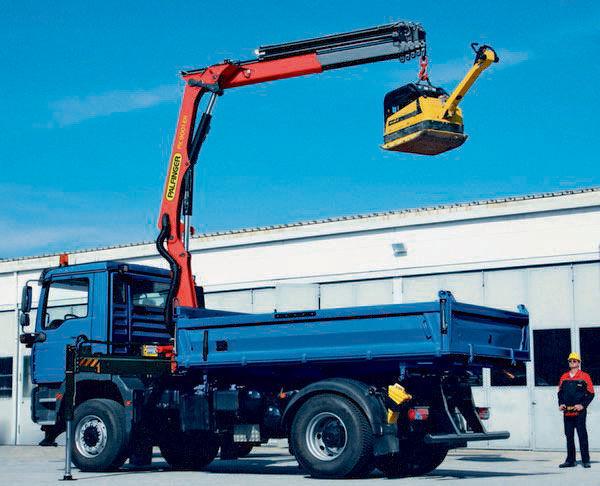 PALFINGER PK 13001-K High Performance grue auxiliaire neuf