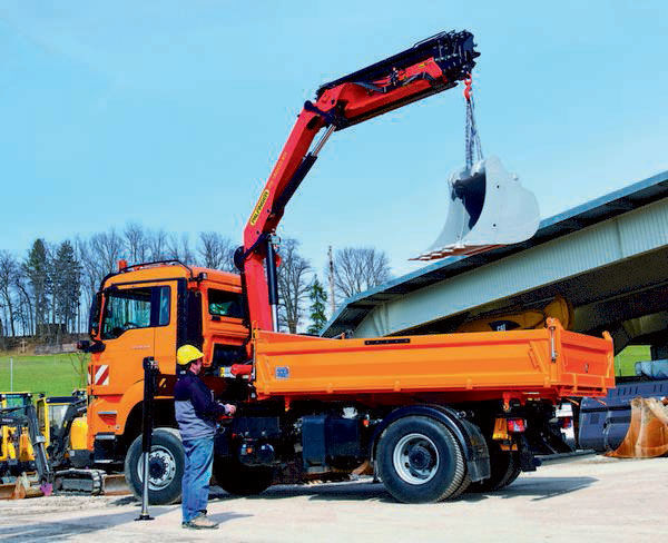 PALFINGER PK 14002-EH High Perfomance grue auxiliaire neuf