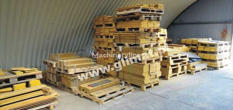CATERPILLAR D6M lame de bulldozer neuf