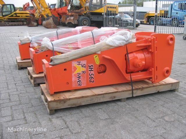 STAR Hammer SH562 marteau hydraulique neuf
