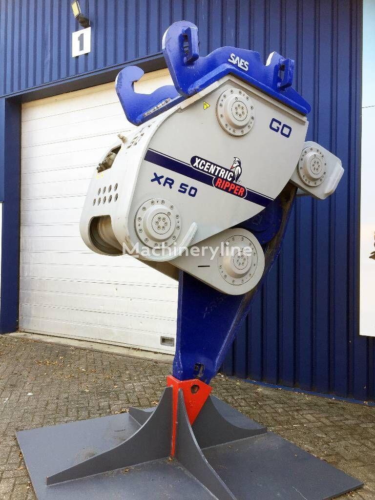 XCENTRIC Ripper XR 50 marteau hydraulique
